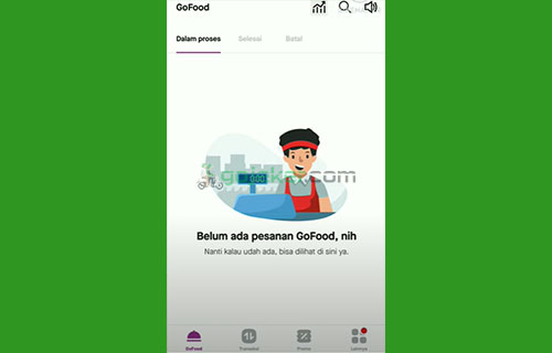 1 Buka Aplikasi GoBiz 1