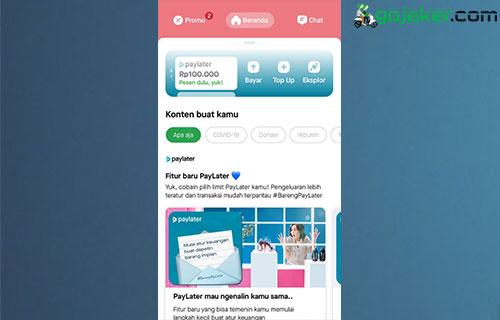 1 Buka Aplikasi Gojek 1