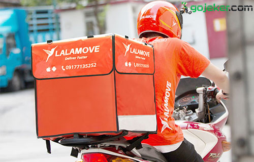 Cara Daftar Driver Lalamove Motor