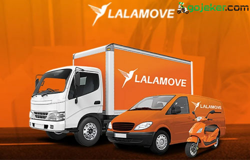 Cara Terima Orderan Lalamove
