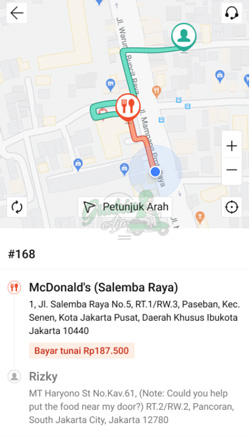 1 Buka Aplikasi Driver Shopee Food