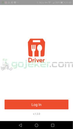1 Buka Aplikasi Shopee Driver