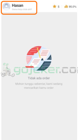 5 Klik Menu Profile