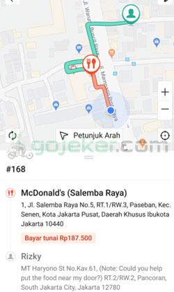6 Cara Terima Orderan Shopee Food Driver Selesai