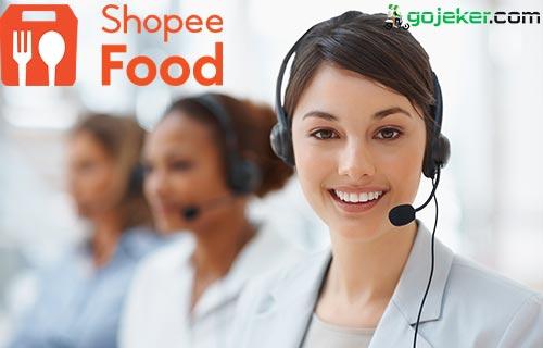 Call Center Shopee Food