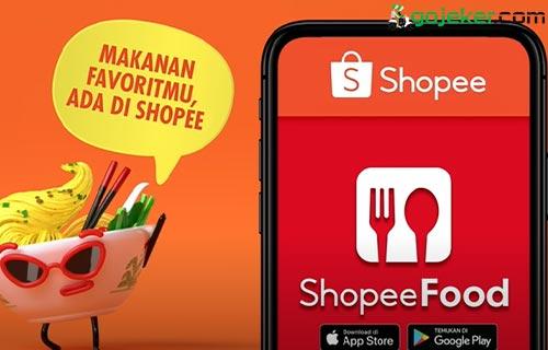 Cara Daftar Shopee Food Merchant