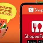 Cara Pesan Makanan di Shopee Food