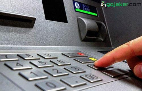 Cara Top Up Saldo Shopee Food Driver VIA ATM