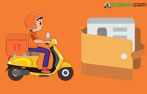 Cara Top Up Saldo Shopee Food Driver