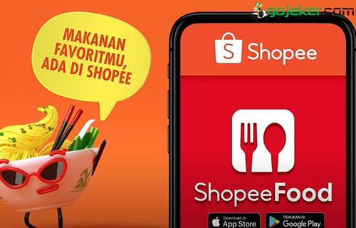 Area Pendaftaran Driver Shopee Food