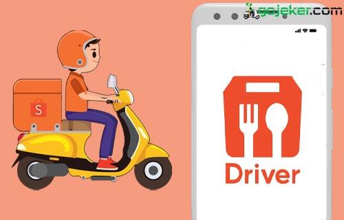 Cara Hapus Akun Driver Shopee Food