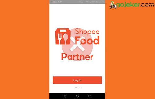 Cara Mengatasi Aplikasi Shopee Food Partner Error