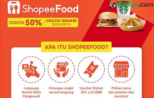 Cara Menggunakan Voucher Shopee Food