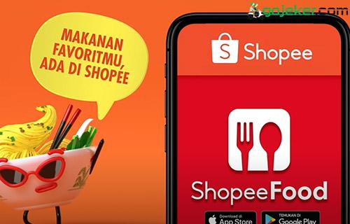 Penyebab Aplikasi Shopee Food Partner Error