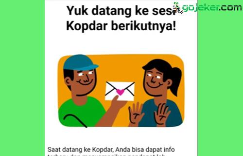 Cara Ikut Kopdar Online Gojek Lewat Zoom