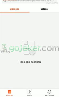 1 Buka Aplikasi Shopee Food Merchant