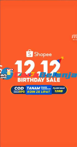 1 Buka Aplikasi Shopee