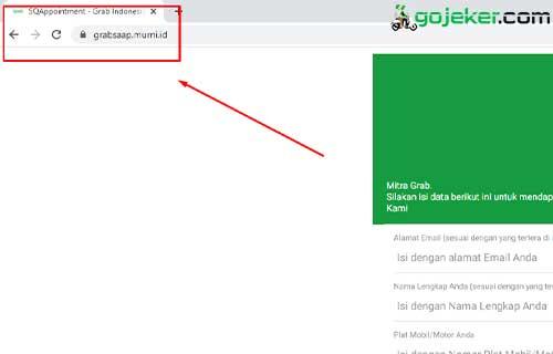 1 Buka Laman Grabsaap.murni .id