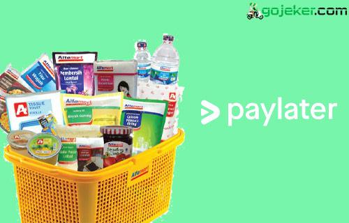 Cara Menggunakan Gopay Paylater di Alfamart