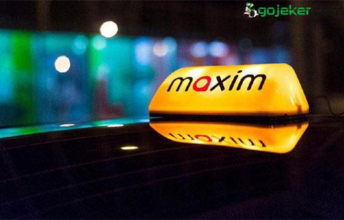 Jenis Layanan Maxim