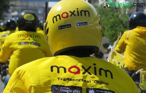 Sistem Gaji driver Maxim