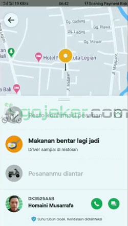 1 Buka Aplikasi Driver Gojek