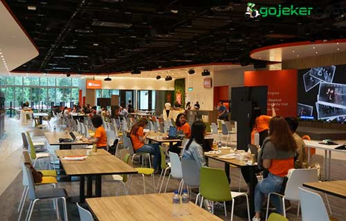 Kantor Shopee Food Jakarta