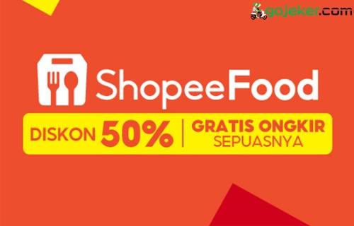 Voucher Shopee Food Tidak Bisa Digunakan