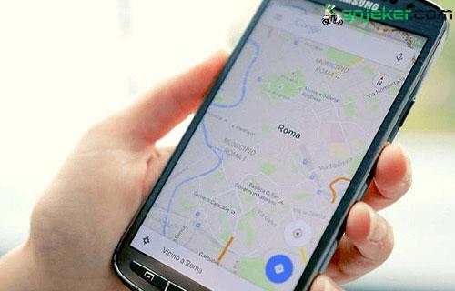 ara Hapus Fake GPS Shopee Food Dijamin Aman 100