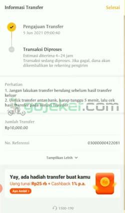 14 Cara Top Up Gopay Lewat Bank Neo