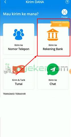 3 Tap Ke Rekening Bank
