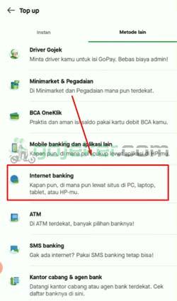 4 Klik Internet Banking