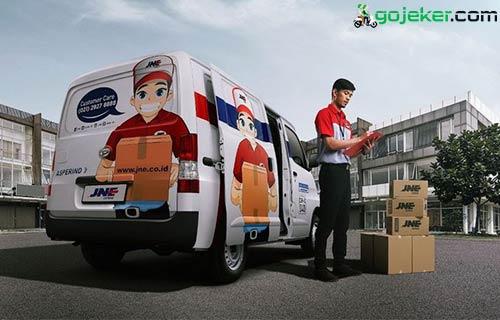 Arti Shipment Forwarded to Destination JNE