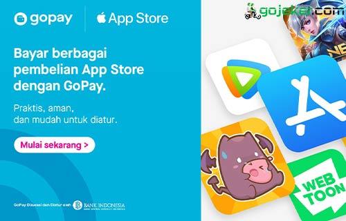 Cara Menambahkan Gopay di App Store 2021 Fungsi Keuntungan
