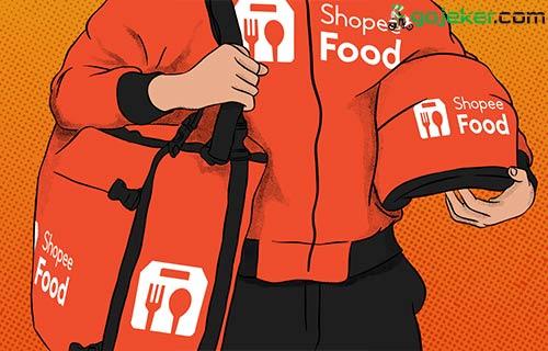 Cara Membeli Jaket Cadangan Shopee Food Driver Harga