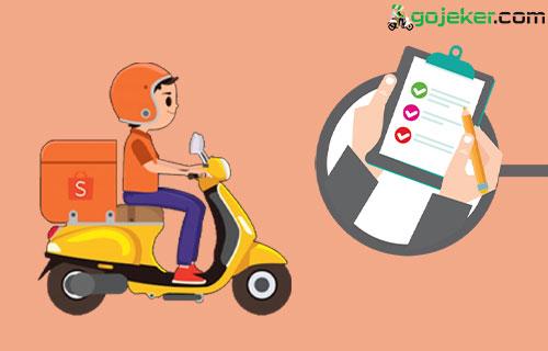 Tabel Poin Pelanggaran Driver Shopee Food Wajib Diketahui
